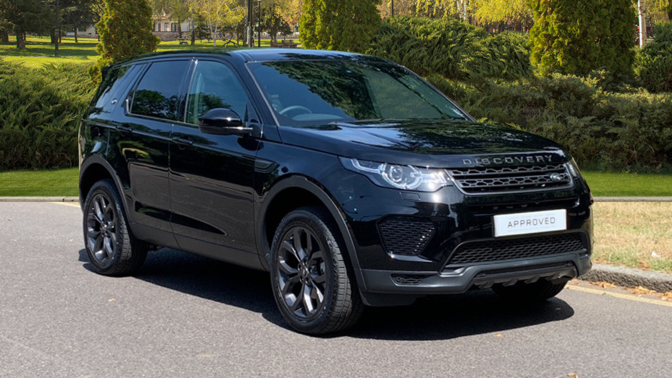 Land Rover Discovery Sport 2.0 TD4 180 Landmark 5dr - Fixed Panoramic Roof - 5+2 Seats Diesel Automatic Estate (2019) image