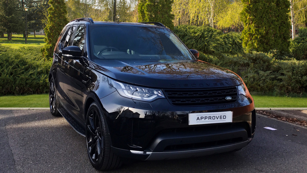 Land Rover Discovery 2.0 Si4 HSE 5dr - Sliding Panoramic Roof - Privacy Glass - 5+2 Seats -  Automatic 4x4 (2018)