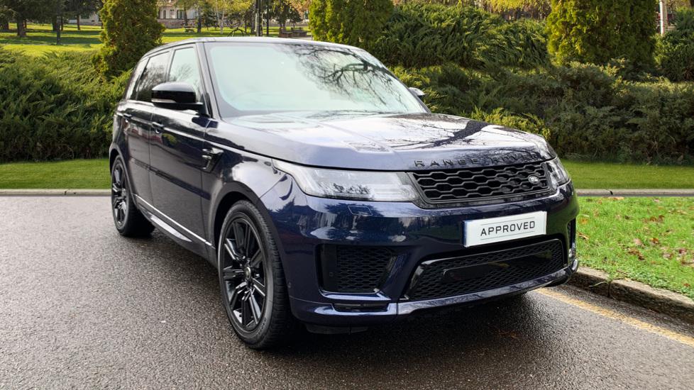 Land Rover Range Rover Sport 2.0 P400e Autobiography Dynamic 5dr Petrol/Electric Automatic 4 door Estate (2020)
