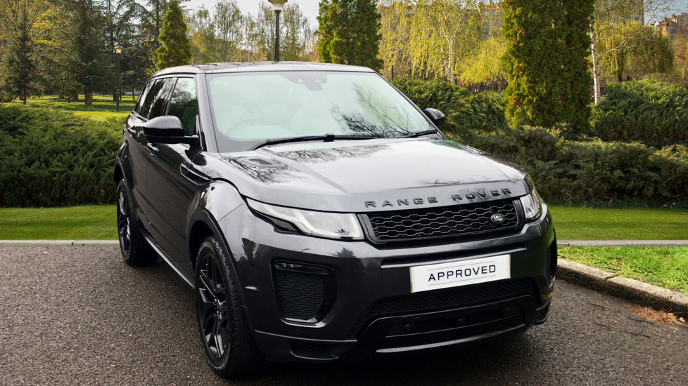 Land Rover Range Rover Evoque 2.0 SD4 HSE Dynamic 5dr - Fixed Panoramic Roof - Privacy Glass -  Diesel Automatic Hatchback (2018)