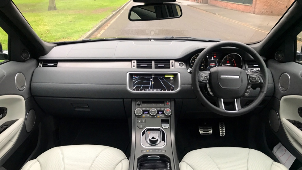 Land Rover Range Rover Evoque 2.0 SD4 HSE Dynamic 5dr - Fixed Panoramic Roof - Privacy Glass -  image 9