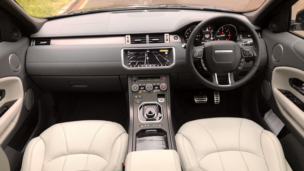 Land Rover Range Rover Evoque 2.0 SD4 HSE Dynamic 5dr - Fixed Panoramic Roof - Privacy Glass -  image 12