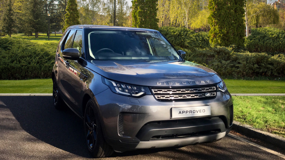 Land Rover Discovery 3.0 TD6 SE 5dr - Sliding Panoramic Roof - Privacy Glass - 5+2 Seats -  Diesel Automatic 4x4 (2018)