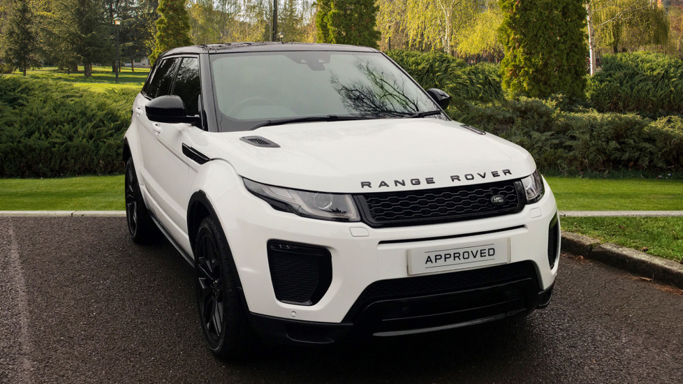 Land Rover Range Rover Evoque 2.0 TD4 HSE Dynamic 5dr - Fixed Panoramic Roof - Privacy Glass -  Diesel Automatic Hatchback (2018)
