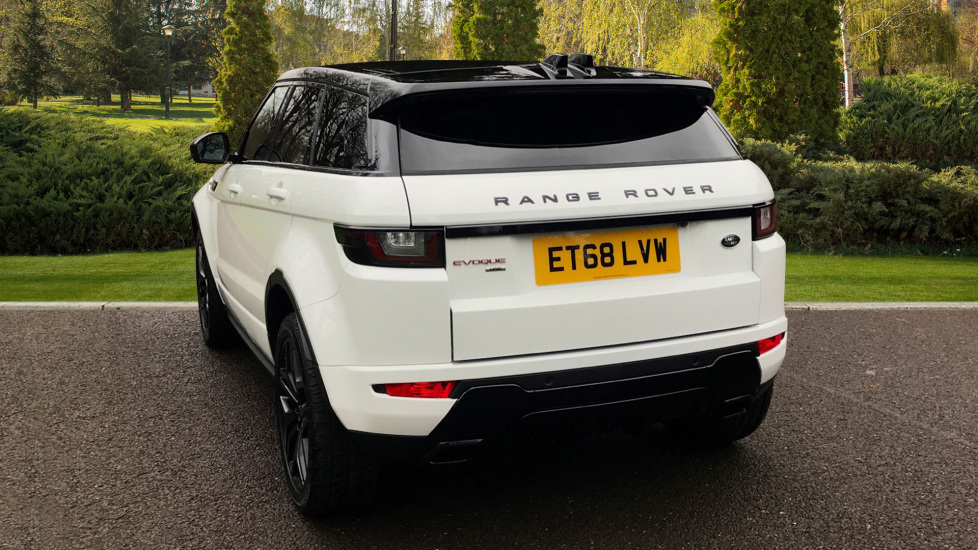 Land Rover Range Rover Evoque 2 0 TD4 HSE Dynamic 5dr - Fixed