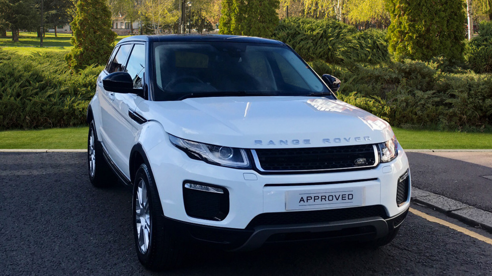 Land Rover Range Rover Evoque 2.0 TD4 SE Tech 5dr - Fixed Panoramic Roof - Privacy Glass -  Diesel Automatic Hatchback (2018)