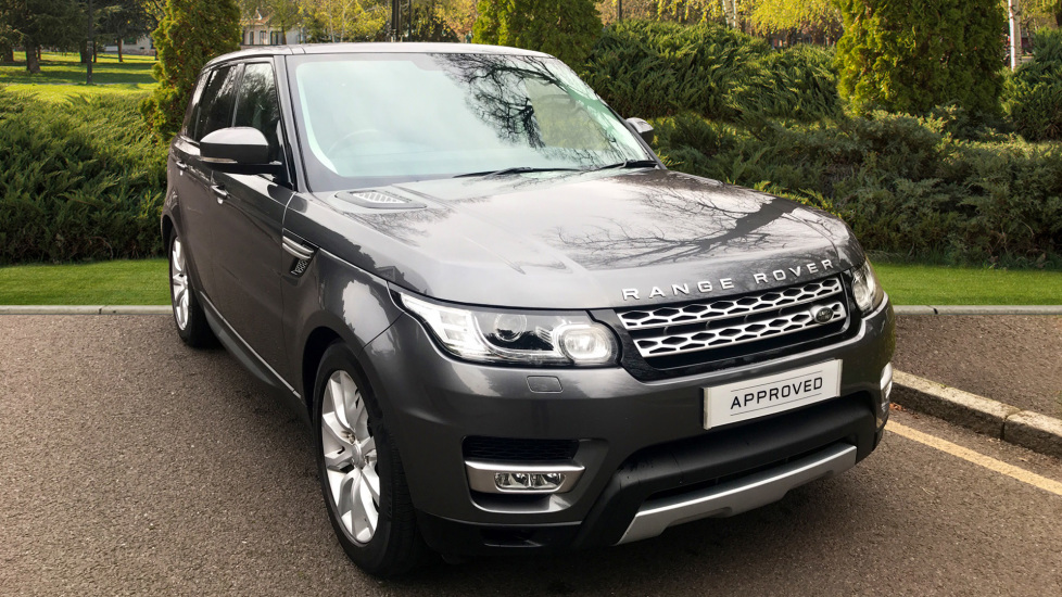 Land Rover Range Rover Sport 3.0 SDV6 [306] HSE 5dr - Metal Roof - Privacy Glass -  Diesel Automatic Estate (2015) image