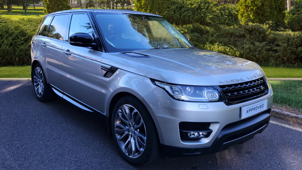 Land Rover Range Rover Sport 3.0 SDV6 [306] HSE Dynamic 5dr - Privacy Glass Diesel Automatic Estate (2015)