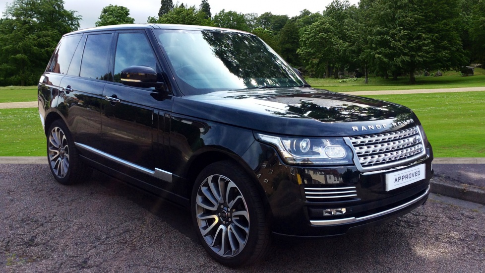 Land Rover Range Rover 4.4 SDV8 Autobiography 4dr Diesel Automatic Estate (2015) image