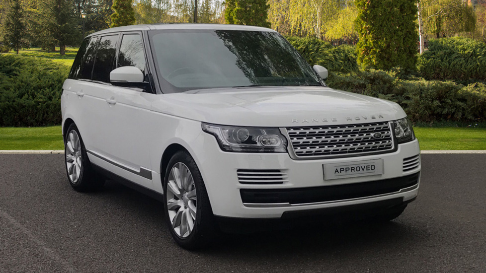 Land Rover Range Rover 3.0 TDV6 Vogue 4dr - Sliding Panoramic Roof - Privacy Glass -  Diesel Automatic 5 door Estate (2015) image