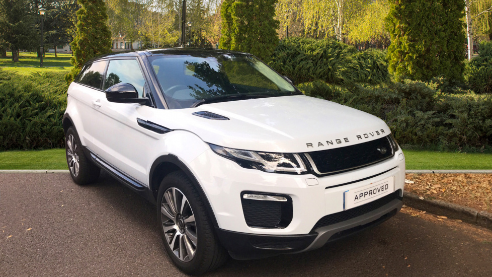 Land Rover Range Rover Evoque 2.0 TD4 SE Tech 3dr -  Privacy Glass -  Diesel Automatic Coupe (2017) image