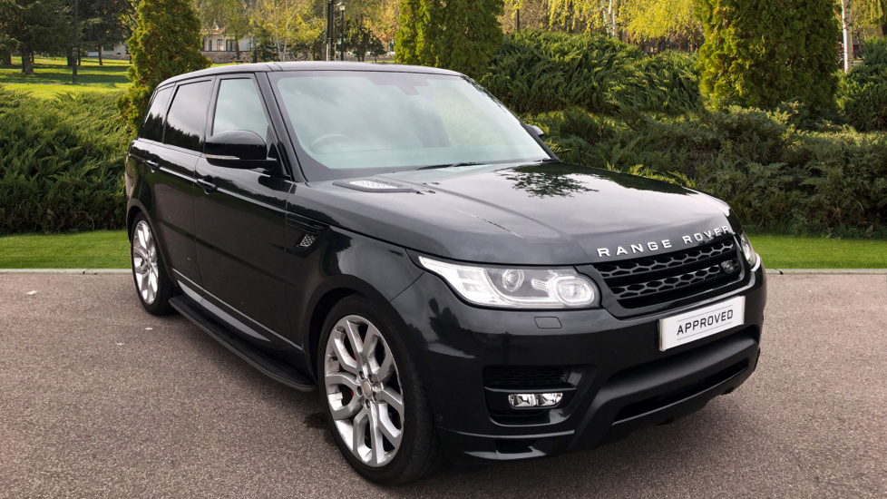 Land Rover Range Rover Sport 5.0 V8 S/C Autobiography Dynamic 5dr - Sliding Panoramic Roof - Privacy Glass Automatic Estate (2014) image