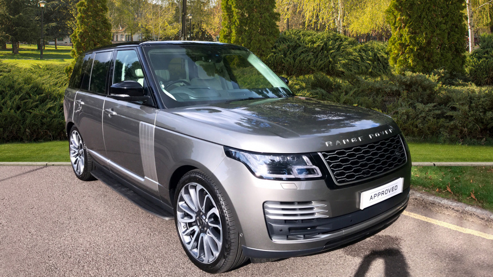 Land Rover Range Rover 4.4 SDV8 Autobiography 4dr - Sliding Panoramic Roof - Privacy Glass -  Diesel Automatic 5 door Estate (2018) image