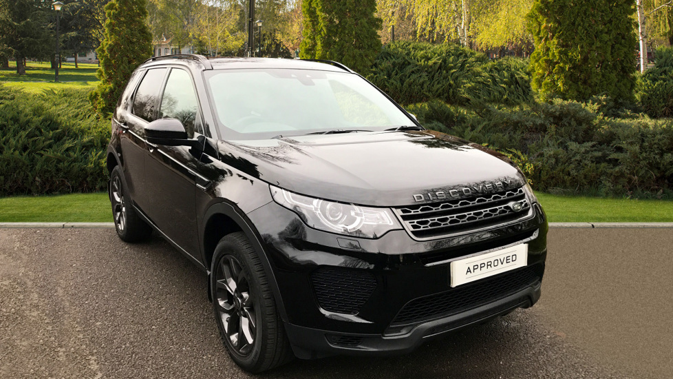 Land Rover Discovery Sport 2.0 TD4 180 Landmark 5dr - Fixed Panoramic Roof - Privacy Glass -  Diesel Automatic Estate (2018) image