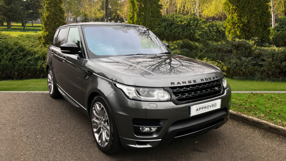 Land Rover Range Rover Sport 4.4 SDV8 Autobiography Dynamic 5dr Diesel Automatic 4x4 (2015)