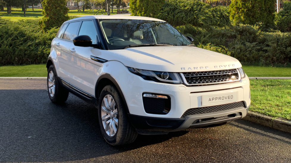 Land Rover Range Rover Evoque 2.0 TD4 SE Tech 5dr - Fixed Panoramic Roof - Privacy Glass -  Diesel Automatic Hatchback (17MY)