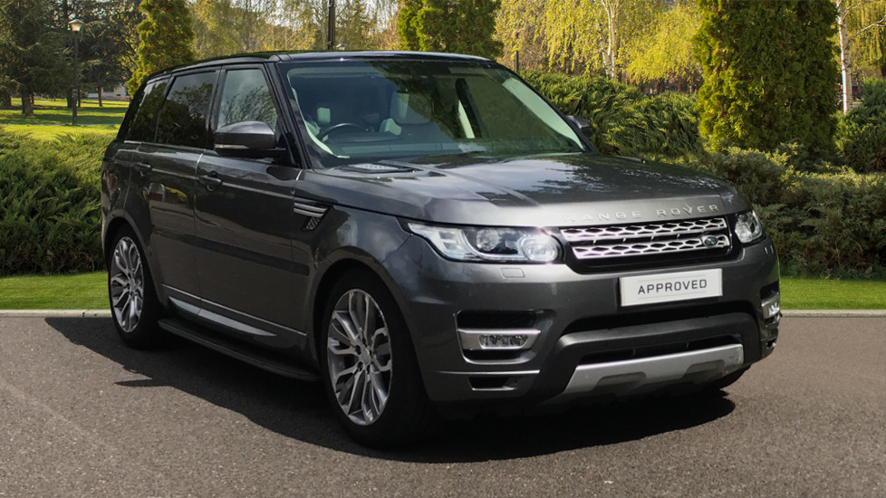 Land Rover Range Rover Sport 3.0 SDV6 [306] HSE 5dr - Fixed Panoramic Roof - Privacy Glass  Diesel Automatic Estate (2016) image
