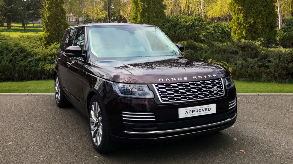 Land Rover Range Rover 5.0 V8 S/C Autobiography 4dr - Sliding Panoramic Roof - Privacy Glass -  Automatic 5 door Estate (2019) image