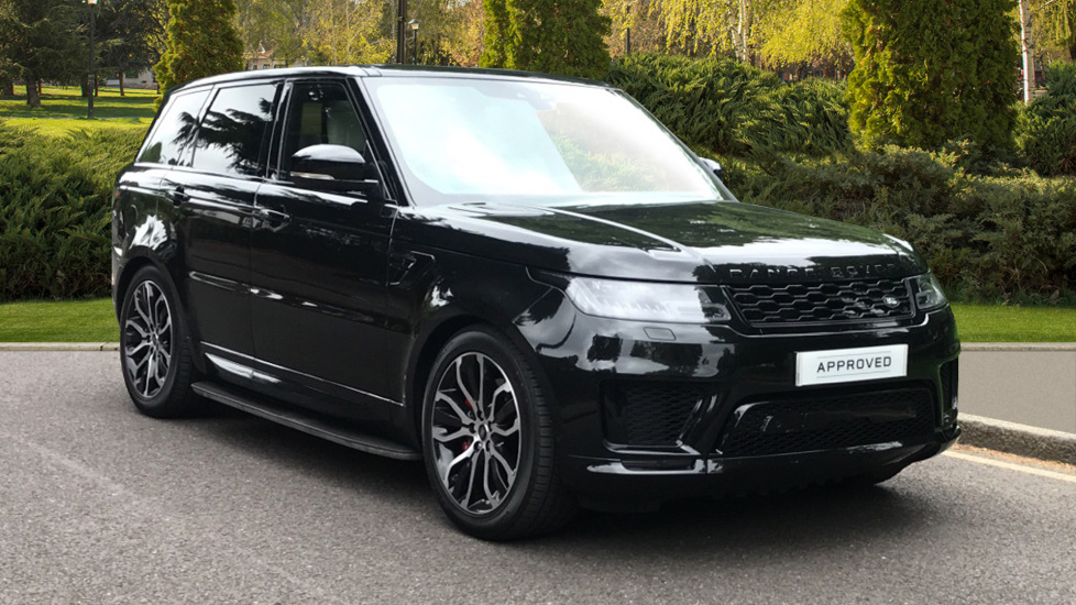 Land Rover Range Rover Sport 2.0 P400e Autobiography Dynamic 5dr - Sliding Panoramic Roof - Privacy Glass -  Petrol/Electric Automatic Estate (2019)