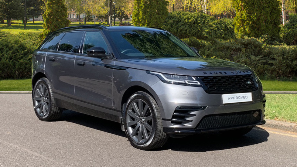 Land Rover Range Rover Velar 2.0 P250 R-Dynamic S 5dr - Sliding Panoramic Roof - Privacy Glass - DEMO Automatic Estate (2019)