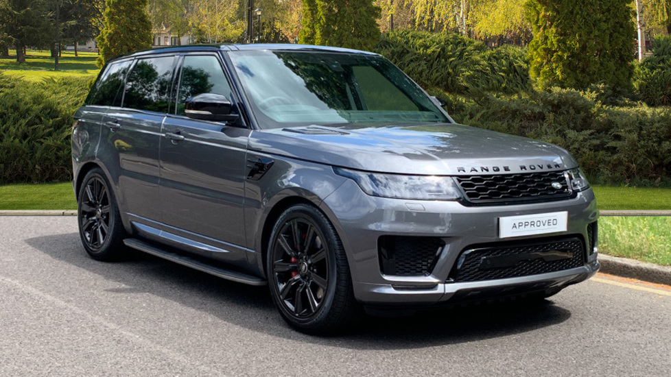 Land Rover Range Rover Sport 2.0 P400e HSE Dynamic 5dr - Sliding Panoramic Roof - Privacy Glass - ** Demo Car** Petrol/Electric Automatic Estate (2019)
