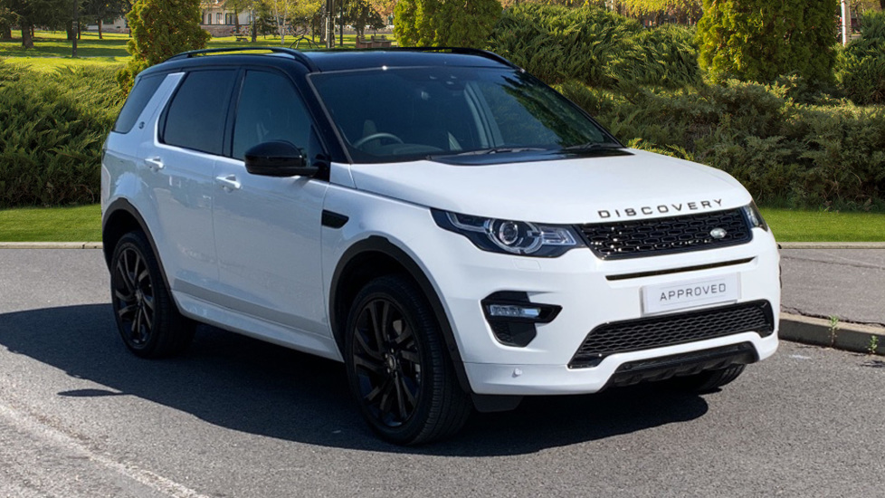 Land Rover Discovery Sport 2.0 SD4 240 HSE Dynamic Luxury 5dr - Fixed Panoramic Roof - Privacy Glass - Black Pack Diesel Automatic Estate (2019)