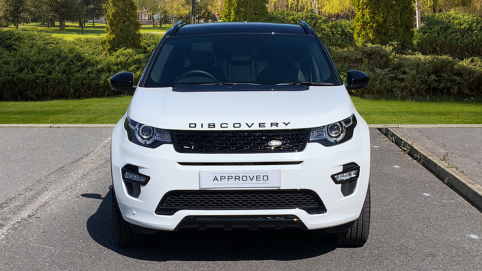 Land Rover Discovery Sport 2.0 SD4 240 HSE Dynamic Luxury 5dr - Fixed Panoramic Roof - Privacy Glass - Black Pack image 7
