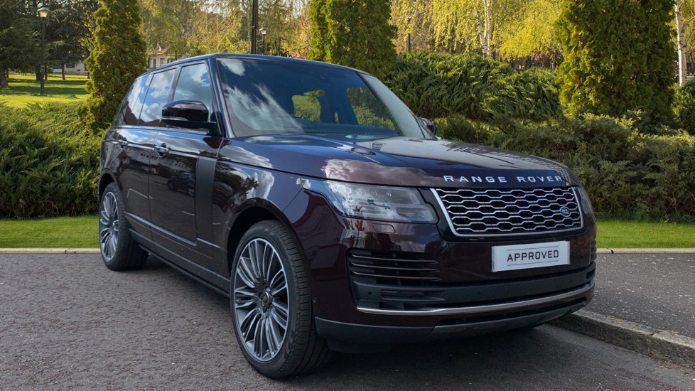 Land Rover Range Rover 4.4 SDV8 Autobiography Diesel 5dr Diesel Automatic 4x4 (2020)