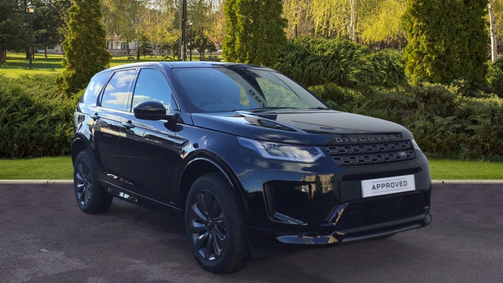 Land Rover Discovery Sport 2.0 P200 R-Dynamic SE 5dr Automatic 4x4 (2020)
