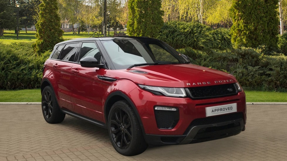 Land Rover Range Rover Evoque 2.0 TD4 HSE Dynamic 5dr Diesel Automatic Hatchback (17MY)