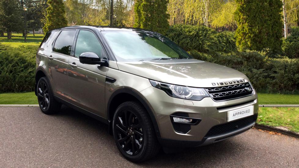 2017 Land Rover Discovery Black Motavera Com