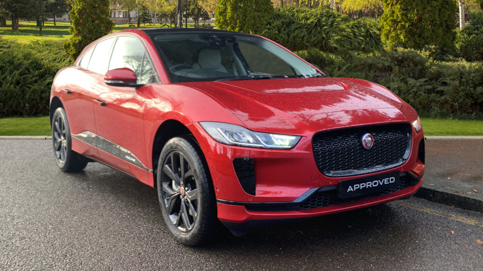 Jaguar I-PACE 90kwh 400PS AWD S **New Unregistered Electric Automatic 4 door Saloon (2019)