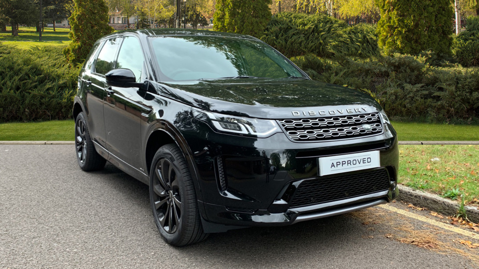 Land Rover Discovery Sport 2.0 P200 R-Dynamic S 5dr Automatic Estate (2019) image