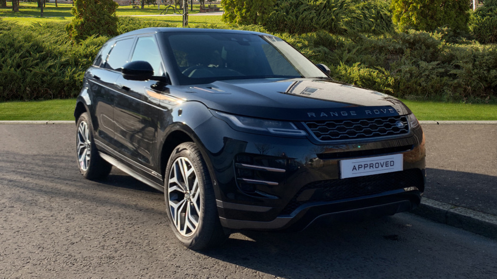 Land Rover Range Rover Evoque 2.0 P250 R-Dynamic HSE 5dr Automatic Hatchback (20MY)