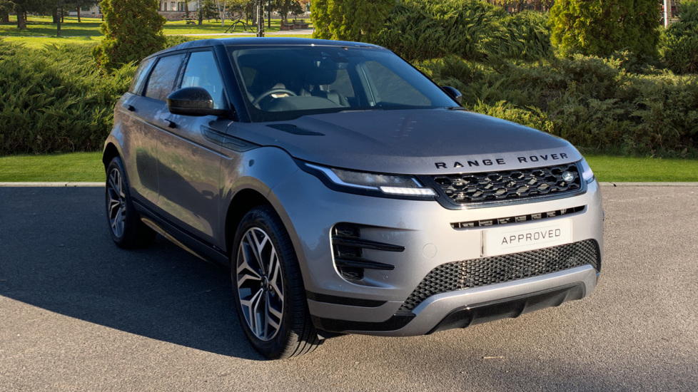 Land Rover Range Rover Evoque 2.0 D180 R-Dynamic S 5dr - Fixed Panoramic Roof - Privacy Glass -  Diesel Automatic Hatchback (2019) image