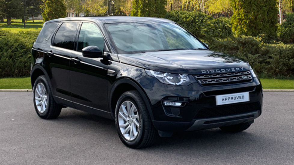 Land Rover Discovery Sport 2.0 TD4 180 SE Tech 5dr -  5+2 Seats  - Privacy Glass - Fixed Panoramic Roof -  Diesel Automatic Estate (2019)