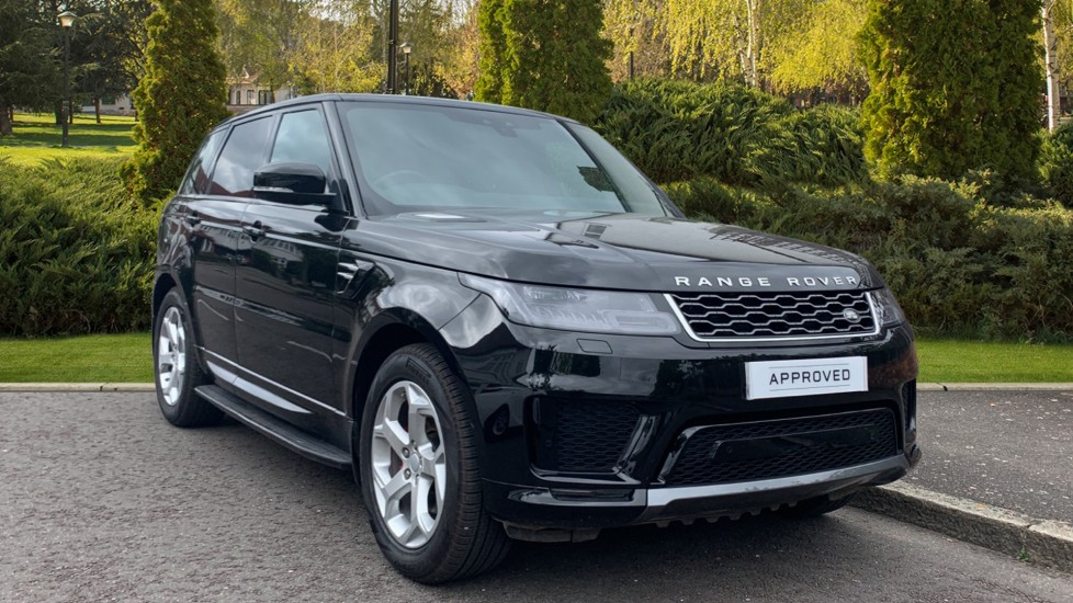 Land Rover Range Rover Sport 3.0 SDV6 HSE 5dr [7 Seat] Diesel Automatic 4 door Estate (2019)