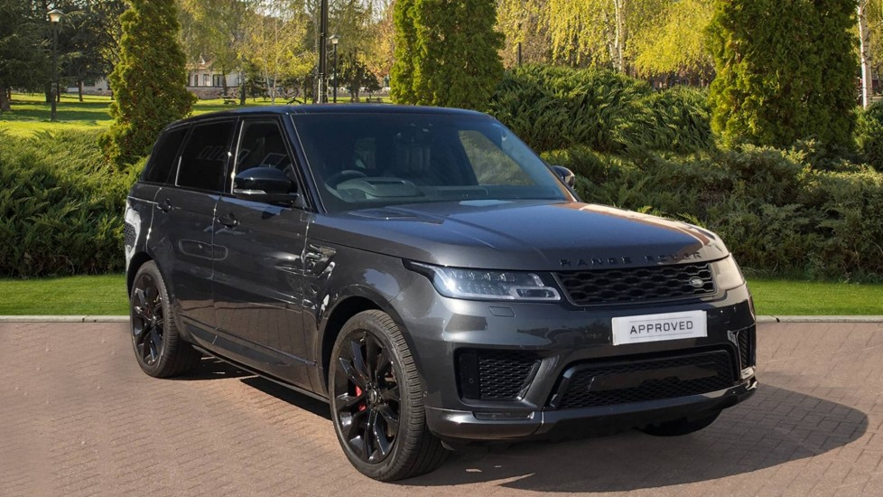 Land Rover Range Rover Sport 3.0 P400 HST HEAD UP DISPLAY, SLIDING PANORAMIC ROOF  Automatic 5 door Estate