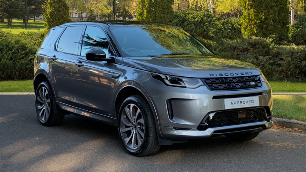 Land Rover Discovery Sport 2.0 D180 R-Dynamic HSE 5dr - Fixed Panoramic Roof - Privacy Glass Diesel Automatic Estate (2019) image