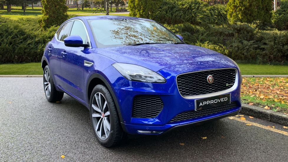 Jaguar E-PACE 2.0 [200] R-Dynamic HSE 5dr - Privacy Glass - Fixed Panoramic Roof - Nearly New Car - Automatic Estate (2020) image