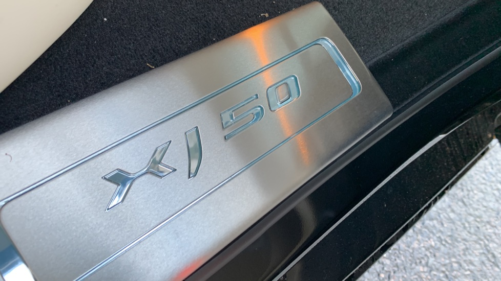 Jaguar XJ XJ50  Final Edition -New Unregistered. image 11