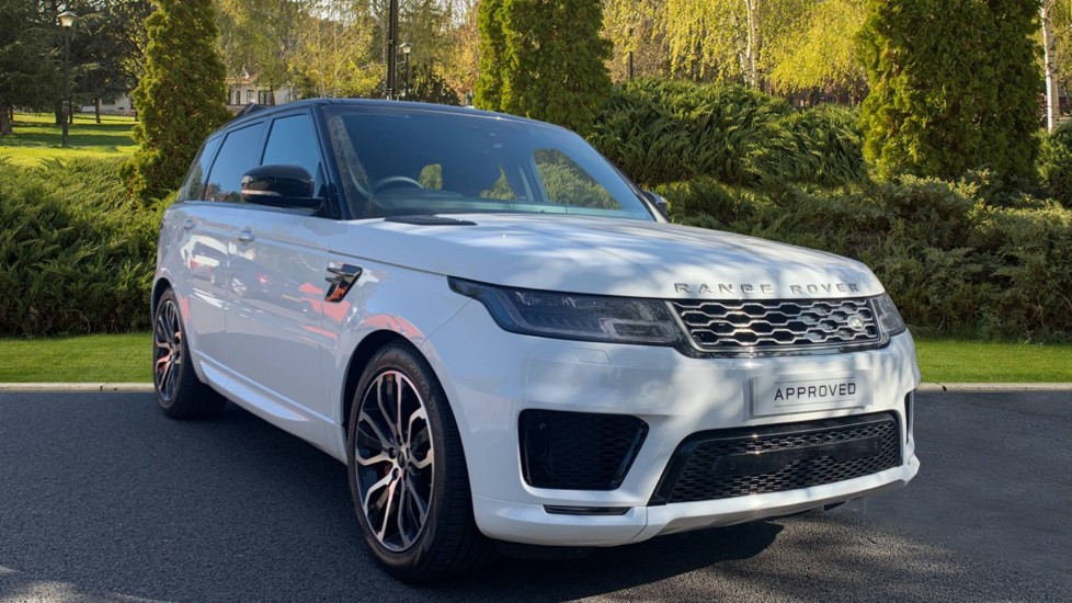 Land Rover Range Rover Sport 2.0 P400e HSE Dynamic 5dr-  AVAILABLE DECEMBER Petrol/Electric Automatic 4 door Estate (2020)