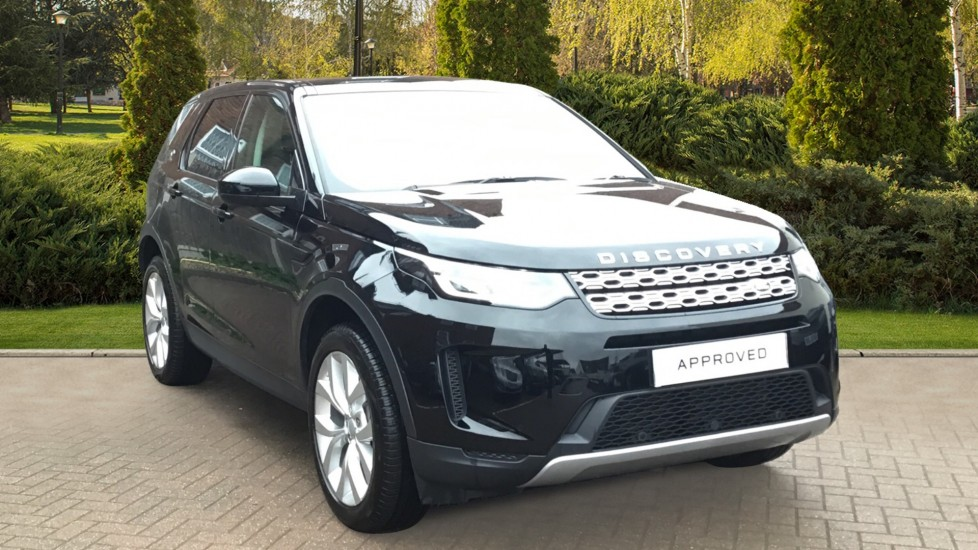 Land Rover Discovery Sport 2.0 D180 S 5dr - Fixed Panoramic Roof - Privay Glass Diesel Automatic 4x4 (2020)