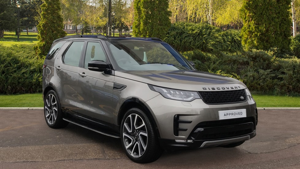 Land Rover Discovery 3.0 SD6 HSE Luxury 5dr-  Diesel Automatic 4x4 (2020)