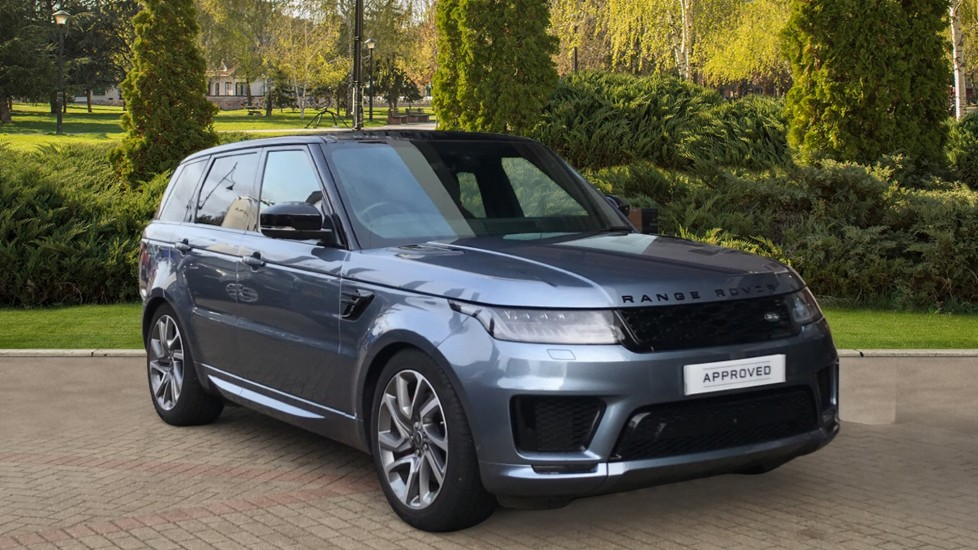 Land Rover Range Rover Sport 2.0 P400e Autobiography Dynamic 5dr Petrol/Electric Automatic Estate (19MY)