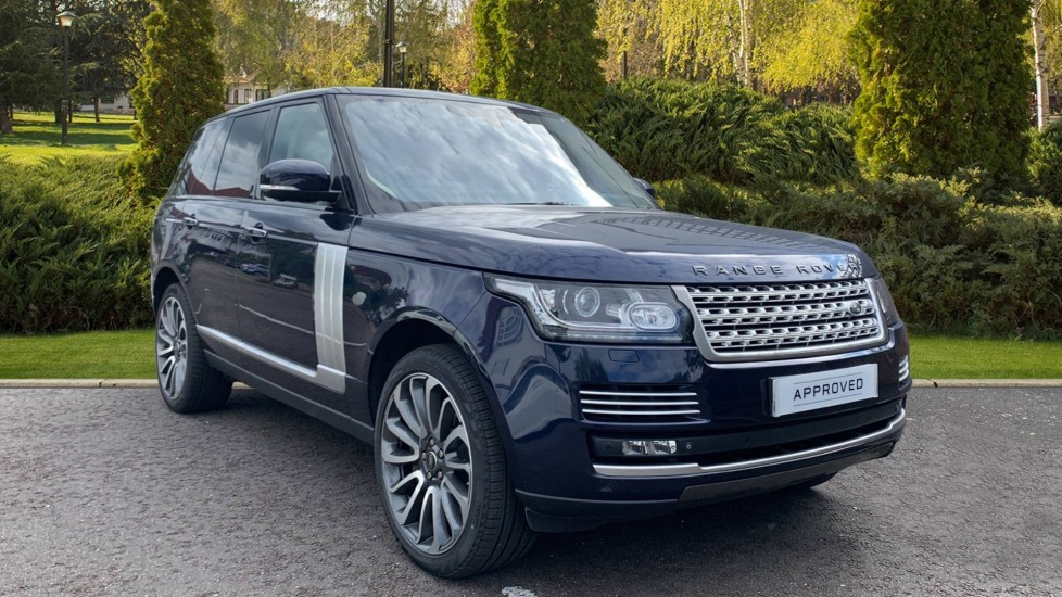 Land Rover Range Rover 5.0 V8 Supercharged Autobiography 4dr Automatic 5 door Estate (2013) image