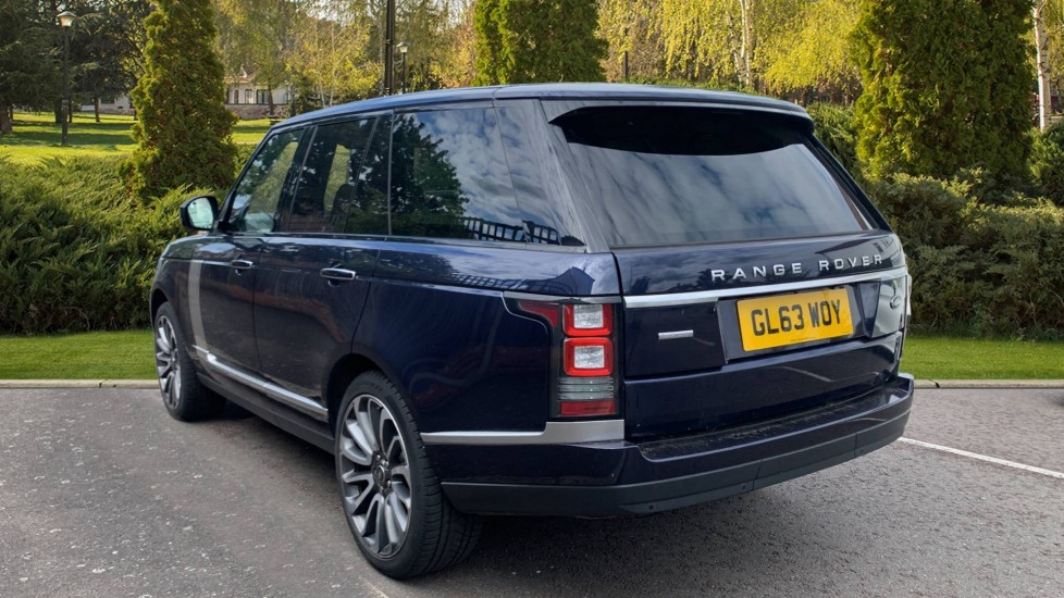 Land Rover Range Rover 5.0 V8 Supercharged Autobiography 4dr image 2