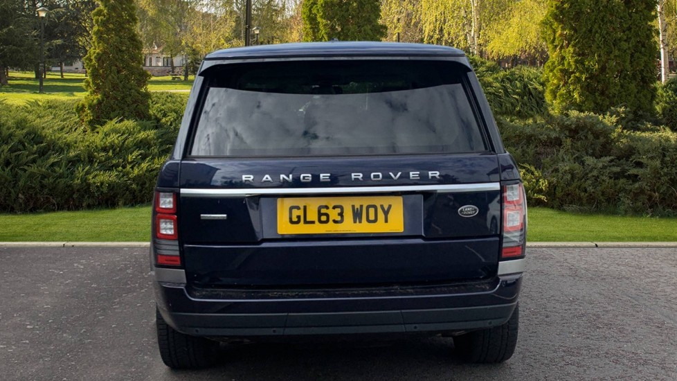 Land Rover Range Rover 5.0 V8 Supercharged Autobiography 4dr image 6
