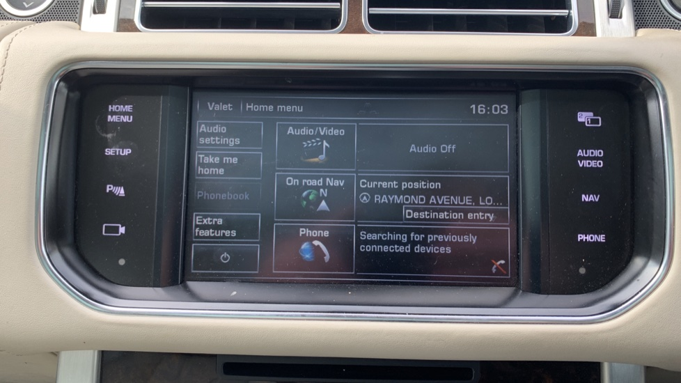 Land Rover Range Rover 5.0 V8 Supercharged Autobiography 4dr image 17