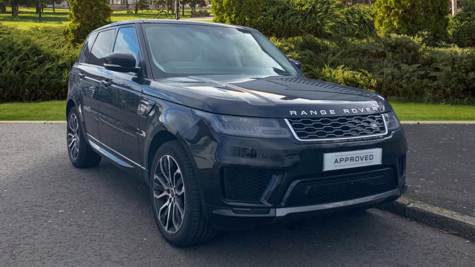 Land Rover Range Rover Sport 2.0 P400e HSE 5dr Hybrid. Petrol/Electric Automatic Estate (2018)